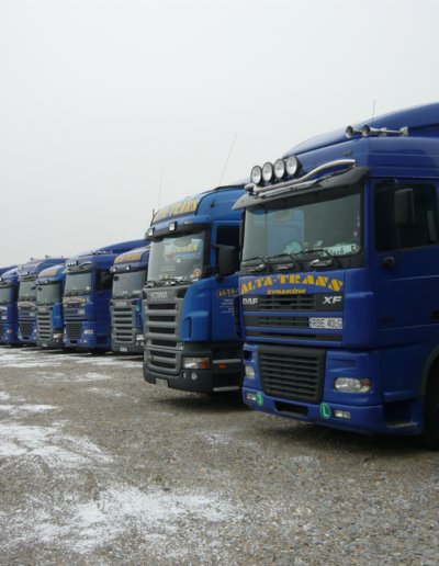 Transport Spedycja Logistyka